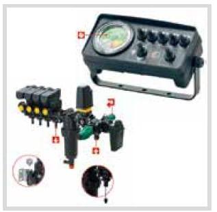 kit-distrib-5-vie-regolatore-volumetrico-elettrico-con-quadro-comandi