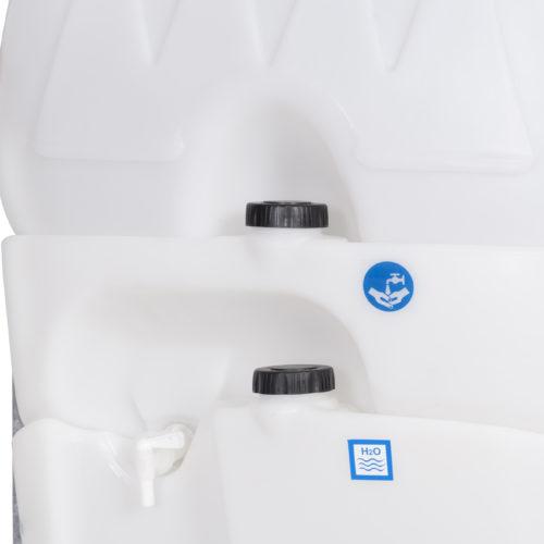 cisterna lavamani integrata