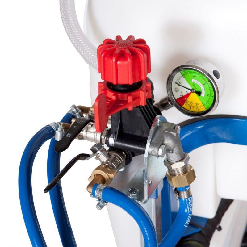 regolatore di pressione o gruppo comando Annovi e Reverberi GR 30 (2)