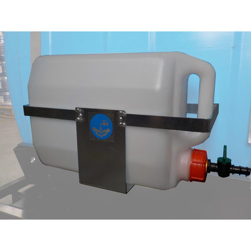 cisterna lavamani da 10 lt