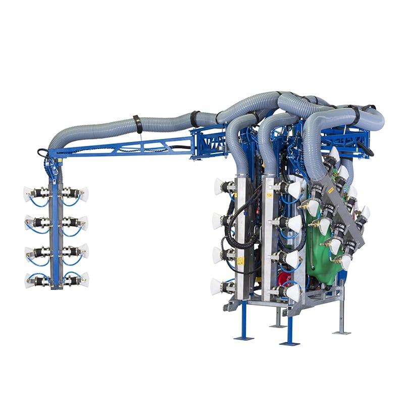 Atomizzatore multifilare portato 600 Lt 4