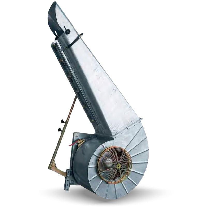atomizzatore a cannone fisso