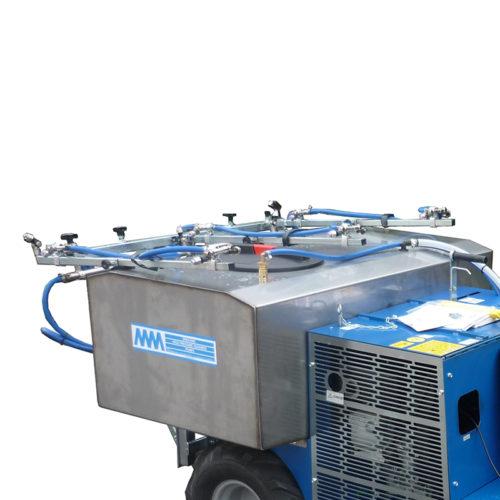cisterna inox 300 L