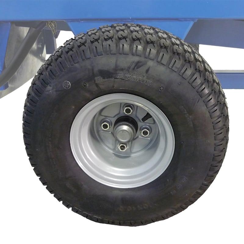 ruote diametro 510 x 250 mm