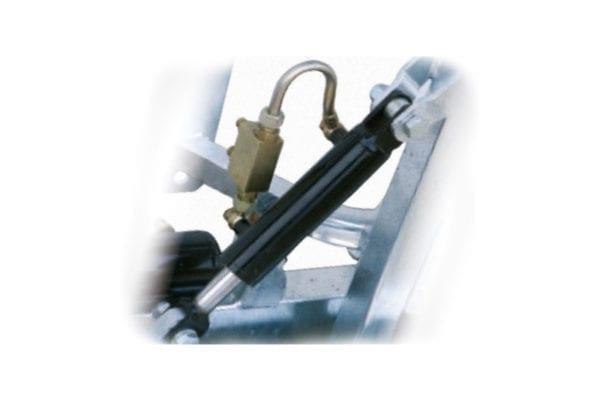 correttore assetto barra idraulico