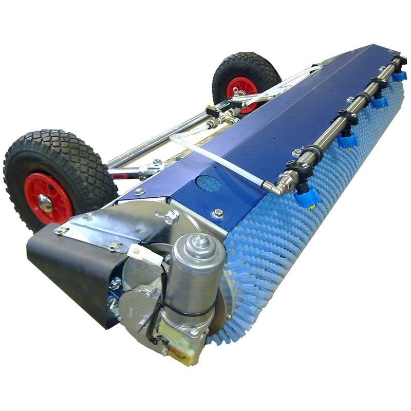 280 HSRL24V spazzola rotante elettrica a rullo 100cm