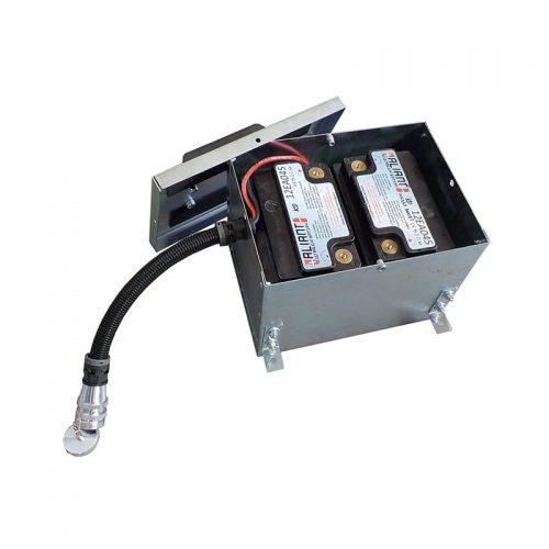 281 BATTLI pacco batterie al litio 4h lavoro