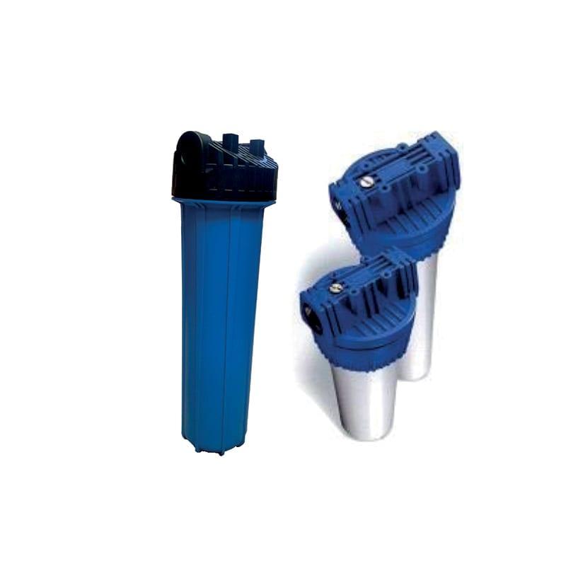 295 CONT20-184 contenitore 20 pollici per cartucce deferrizzanti 20 pollici diametro 185 mm