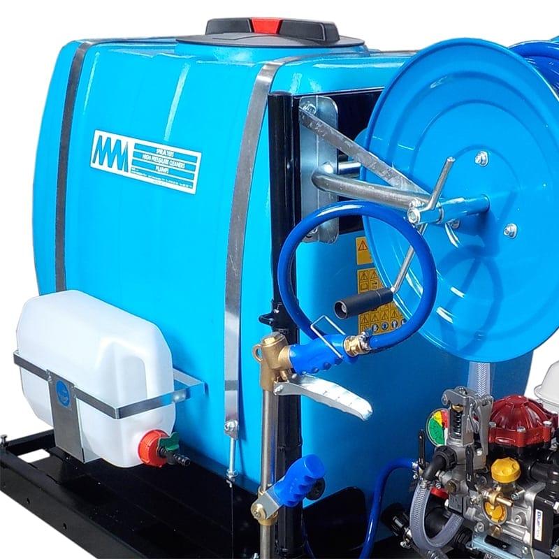 cisterna in polietilene da 300-500 Lt