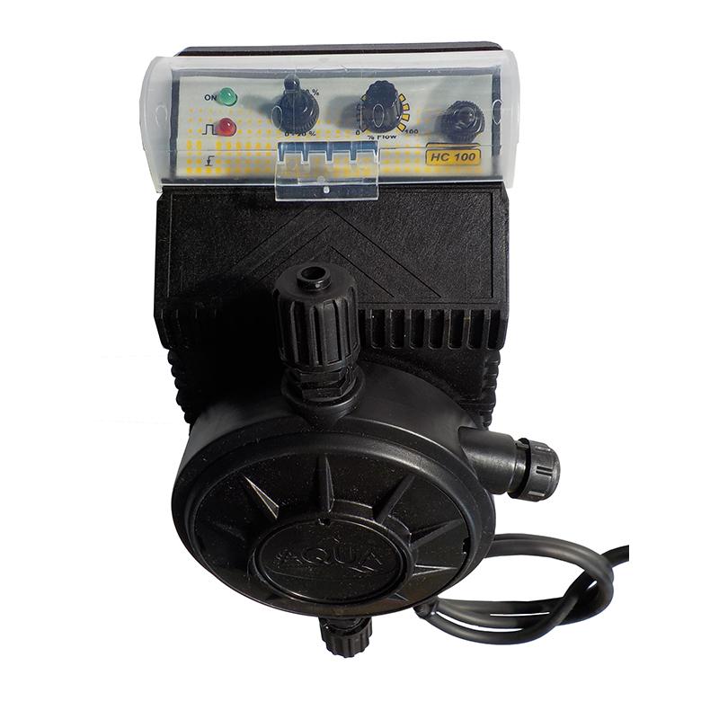 kit pompa anticalcare per acque dure