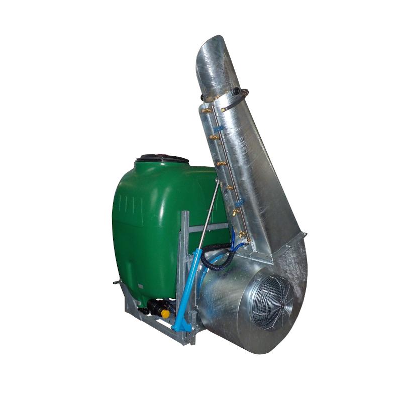 atomizzatore a cannone fisso cisterna 600L